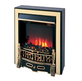 Burley Electric Fire Places