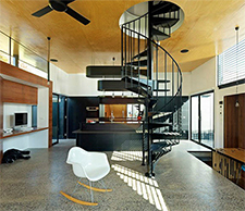 Spiral Stair Cases