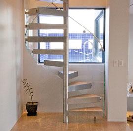 Enzie Spiral Stair Case Economy & Spiral Stair Cases